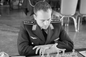 Lorenz Drabke Anfang Juni 2018 bei der NATO-Meisterschaft in Texas/USA. Foto: KAS/Karl Koopmeiners.